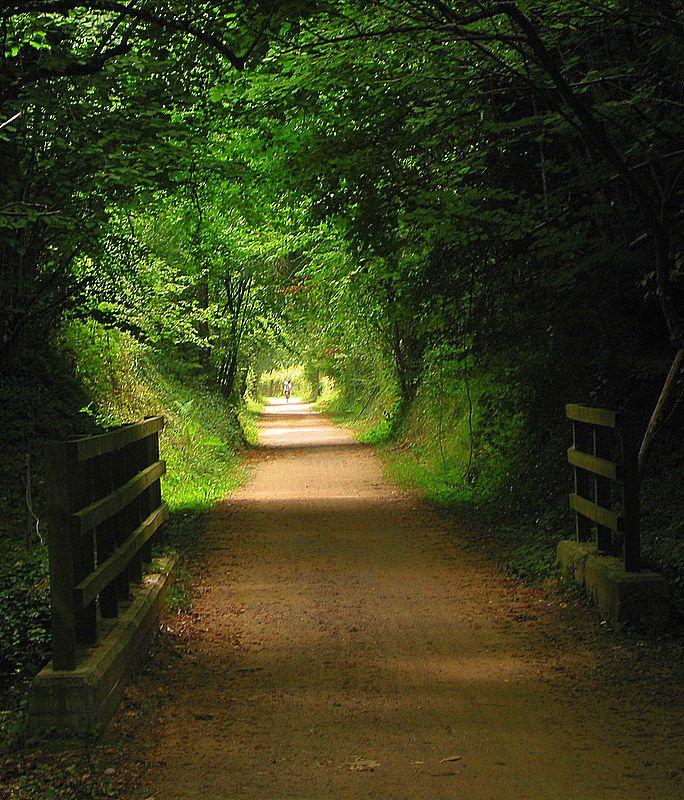 Via verda Olot - Girona