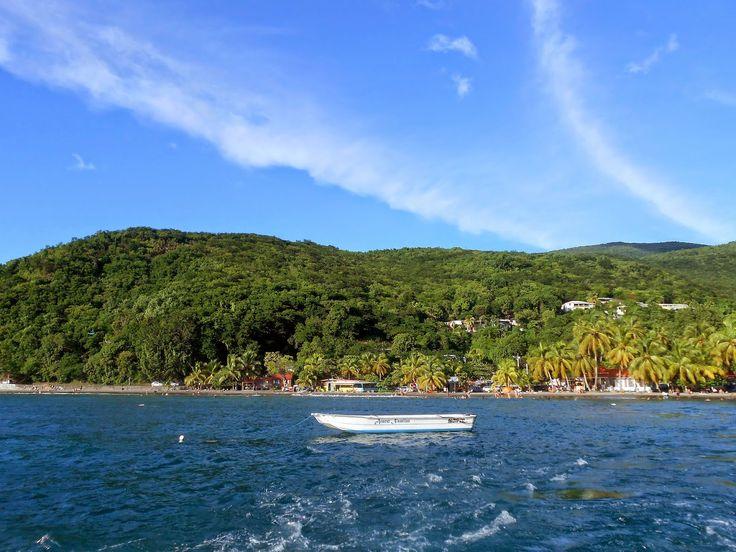 Plage de Malendure, Guadeloupe, Bouillante