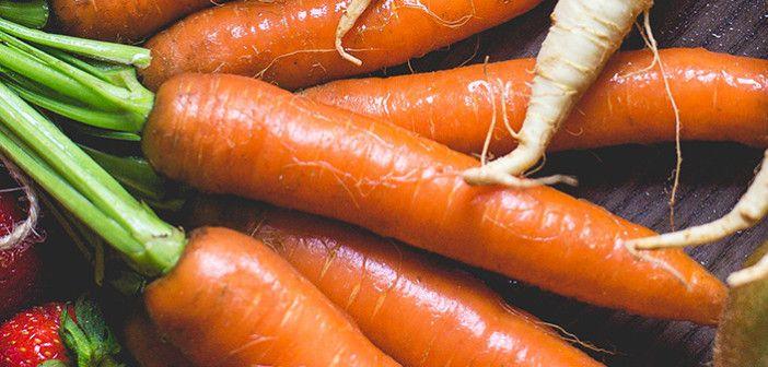 Svatá čtveřice, třetí část – mrkev. Věděli jste, že některé potraviny, které běžně používáte, mohou být ve správné kombinaci léčivé?:)