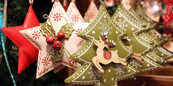 Mercardos de Natal em Berlim e Viena