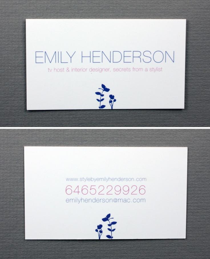 166 best Alt Design Summit 2012 - Business Cards images on ...