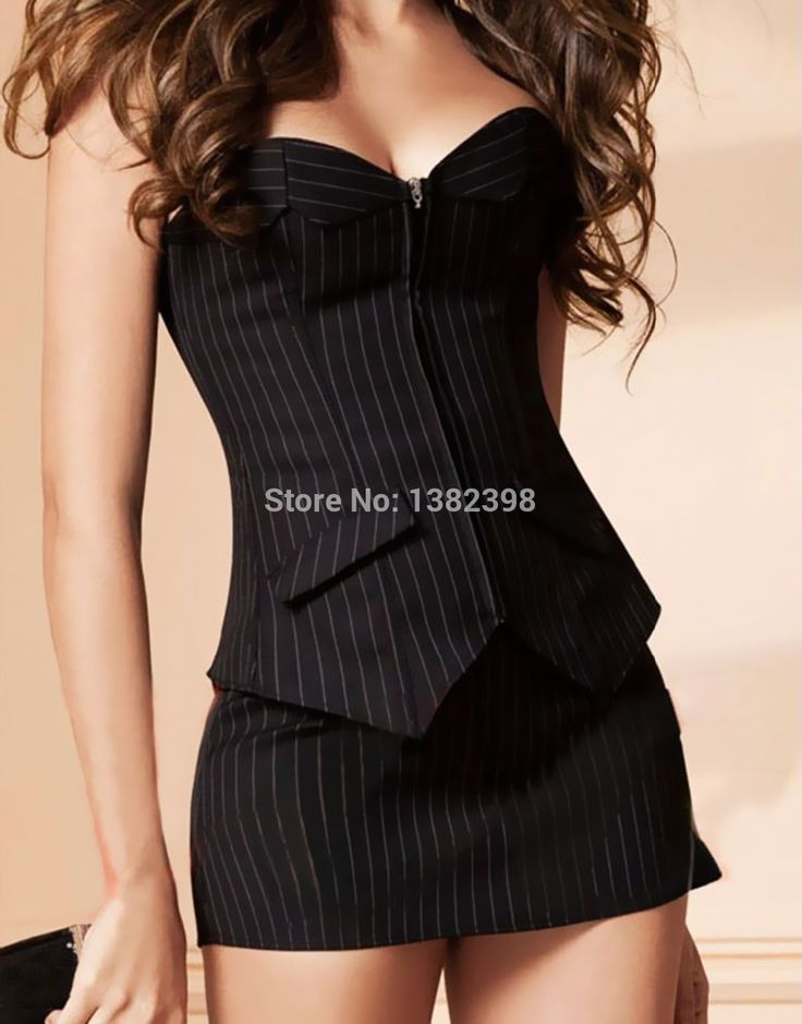 Dropshipping women corsets and bustiers, Sexy corselet Push up corpete corset, gothic Corset tops for Ladies lingeire Mini skirt-in Bustiers & Corsets from Women's Clothing & Accessories on Aliexpress.com | Alibaba Group
