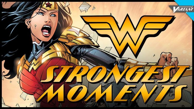 Counting down Wonder Woman's strongest comic book moments