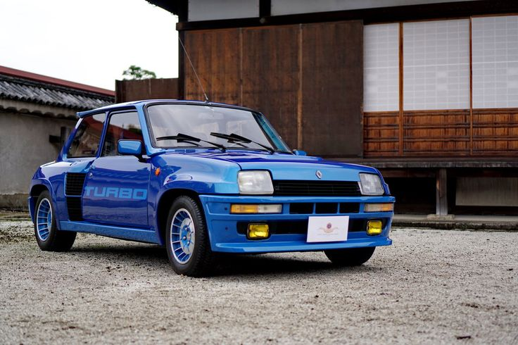 Renault 5 Turbo by frobocop