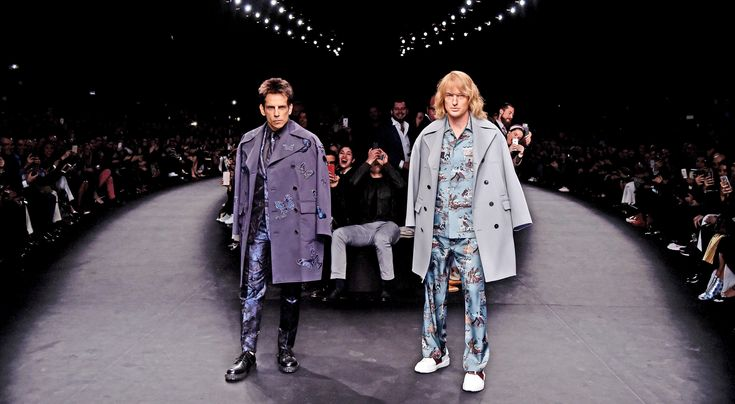 "Zoolander Hits Paris Fashion Week: Ben Stiller & Own Wilson Close Valentino in Character  Photo:  The second the last model exited stage right and the somber music slowly faded, editors and other show attendees looked down to their phones to post images to Instagram, tweet reactions to Valentino's latest ready-to-wear clothes, and dash out and on to the next show.  But then, instead of seeing last looks, Human League's 1982 hit ""Don't You Want Me"" came on, and two of the most world-renowned…"