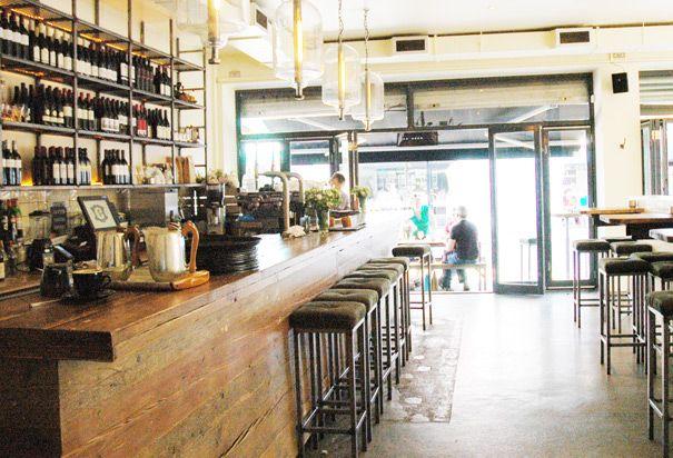 Behind the scenes of London's trendiest coffee roastery