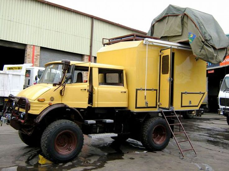 U1100 416 Doka With Aftermarket Turbo Conversion This Mog Based In South Africa And We Have
