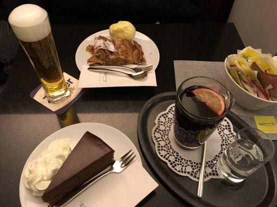 Innsbruck - Cafe Katzung