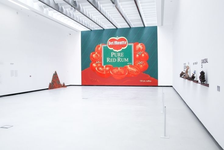 Walking inside the MAXXI museum in #Rome  The exsposition s theme its #MAXXIfood @Maxxi