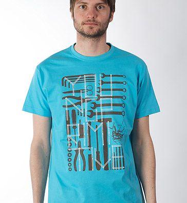 Pánská trička Youngprimitive. Originální tričko pro kluky. / Handyman