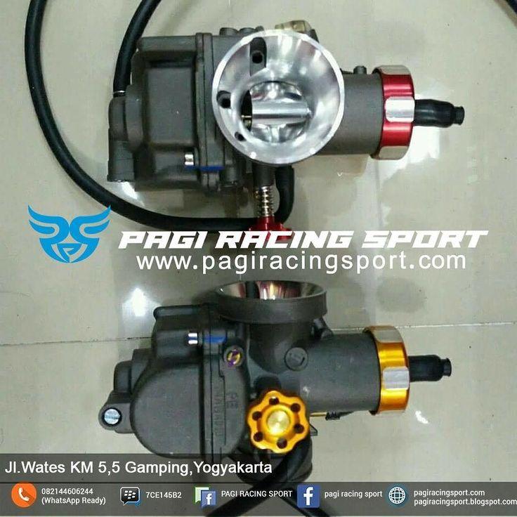 Agan-Agan yang perlu custom karburator silahkan.... . .  Karburator PE 28 spesial . Harga Rp 300.000 .  Ready varian warna : - gold - merah - silver . . #Karburator #Motor #PagiRacingSport #OnlineShop #Yogyakarta #Sleman #Gamping #Ambarketawang #VariasiMotor #SparepartMotor #Murah