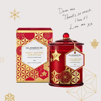 The Season For Keeping   Glasshouse Fragrances