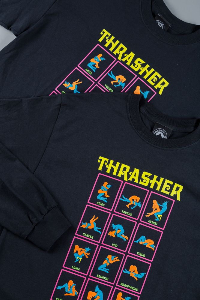 6b871da667e1 What's your sign? Swipe left for the latest Thrasher Mag fall ...