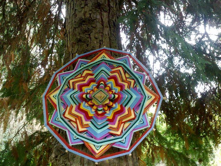 Mandala Nativo * Native Mandala