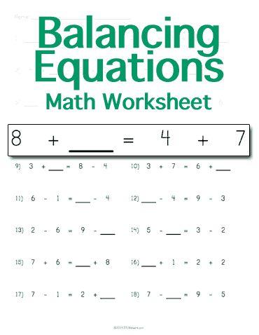 math worksheet : 27 best equality math images on pinterest  teaching ideas  : Customizable Math Worksheets