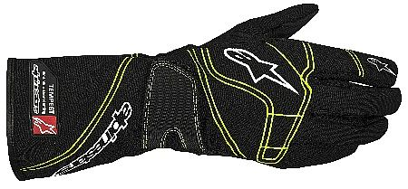 NEW FOR 2013, The Tempest is a versatile, wet weather glove featuring a full fleece lining and water-resistant main construction. An advanced rubber composite palm offers excellent grip and control for those blustery days on the kart track. KEY FEATURES: • Water resistant soft shell main construction with full-length gauntlet styling. • Full fleece lining for warmth and comfort. • Palm constructed from advanced rubber composite material to offer optimized grip in wet conditions. • ...