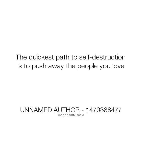 Best 25+ Self destruction ideas on Pinterest | Self hate ...