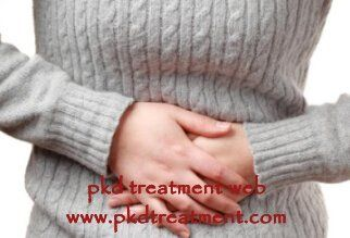 http://www.pkdtreatment.com/kidney-cyst-symptoms/1491.html Kidney cyst refers to fluid-filled sacs formed on kidneys, and it becomes more and more popular for people older than 50 years old, which can be caused by many factors. When patients suffer from kidney cysts, they may have some symptoms. Then what are the early symptoms in kidney cyst?