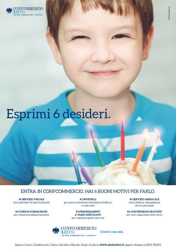 Esprimi 6 desideri / Make 6 wishes by Studio Light, via Behance