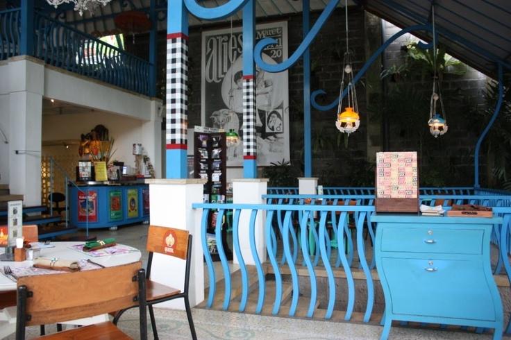 Warung Enak, Ubud, Bali