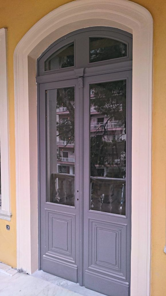 Έργα: Πόρτες | Artion Design