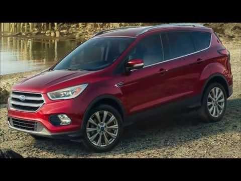 2017 Mazda CX-5 vs 2017 Ford Escape Review