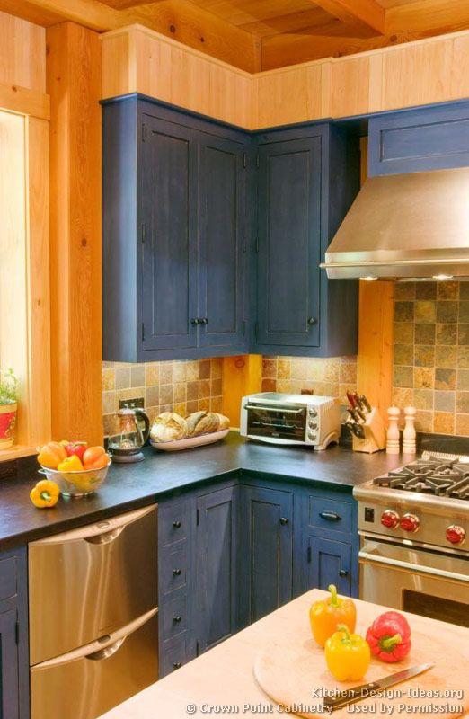 17 Best Images About Remodel Log Kitchen On Pinterest