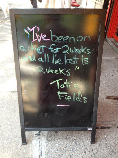 True that Totie. Dizzy's on 5th Brooklyn, NY 05/28/12