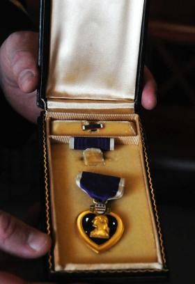 Since 2012, the organization has returned more than 60 lost Purple Hearts to family members or donated them to museums. Fike, a 15 year vete...