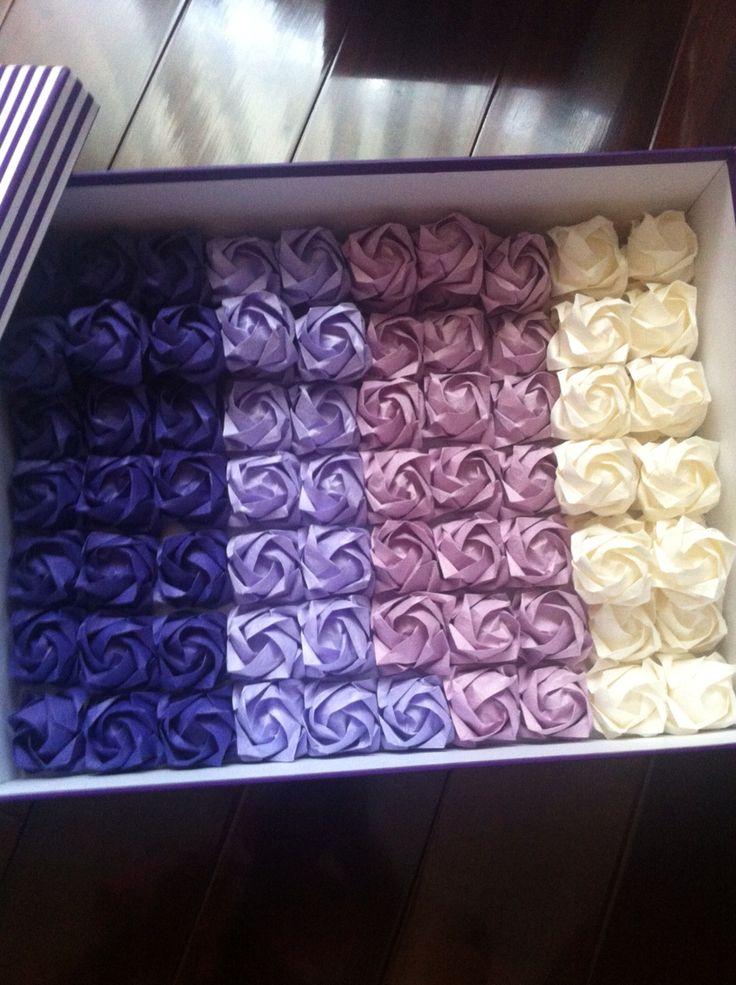 Handmade roses~
