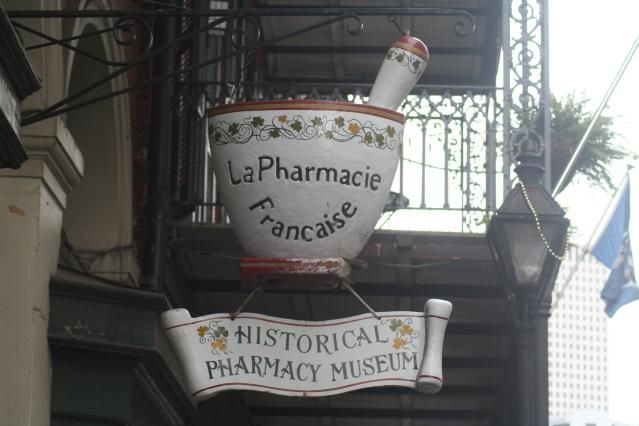 11 Under $5 -- Super-Cheap Things to do in New Orleans' French Quarter: Delve Into Medicinal History at the NOLA Pharmacy Museum