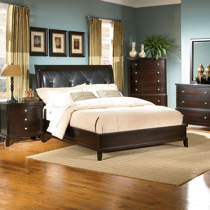 Lifestyle C7185 Bedroom Collection Haynes Bedrooms