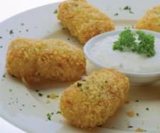 Crispy Chicken Croquettes | Thermomix @Cancer Council