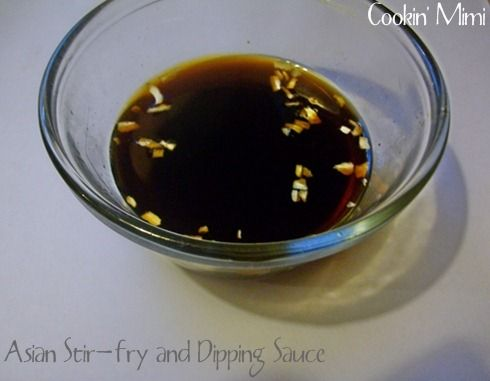 This is a less sweet take on the sauce from the Mongolian Chicken recipe. It can double as both a stir-fry and a dipping sauce which will go perfectly with two recipes I am posting soon. Asian Stir...
