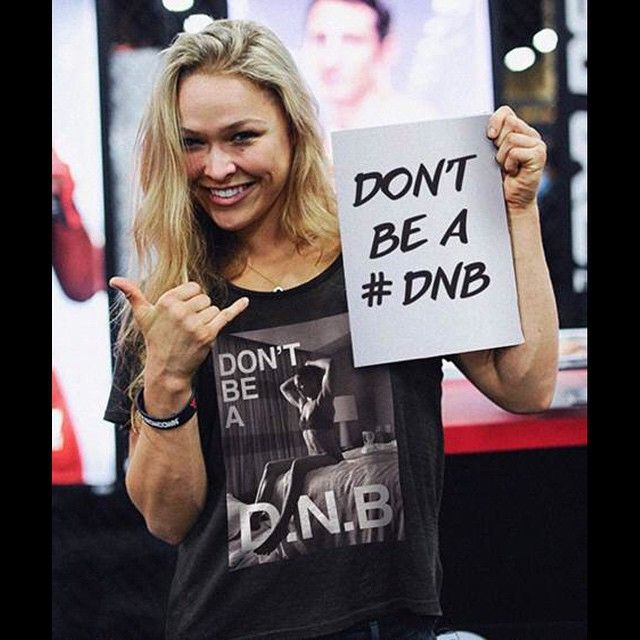 Don't Be A #DNB (Do Nothing Bitch) #rouseyrevolution