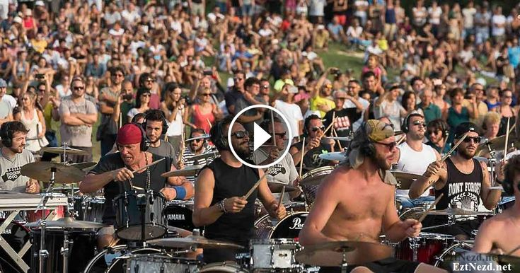 Egy híres zeneszám 1000 zenész által hangzik fel- Megéri meghallgatni! Nirvana Teen spirit
