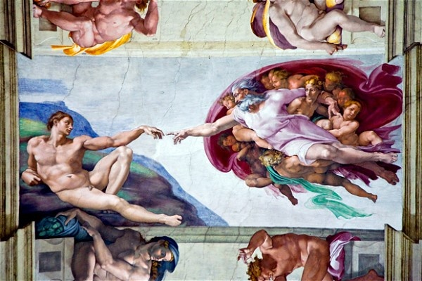 As the Sistine Chapel celebrates its 500th anniversary, the Vatican says it may have to limit the huge numbers of visitors because pollution is damaging Michelangelo's frescoes, one of the artistic wonders of the world.