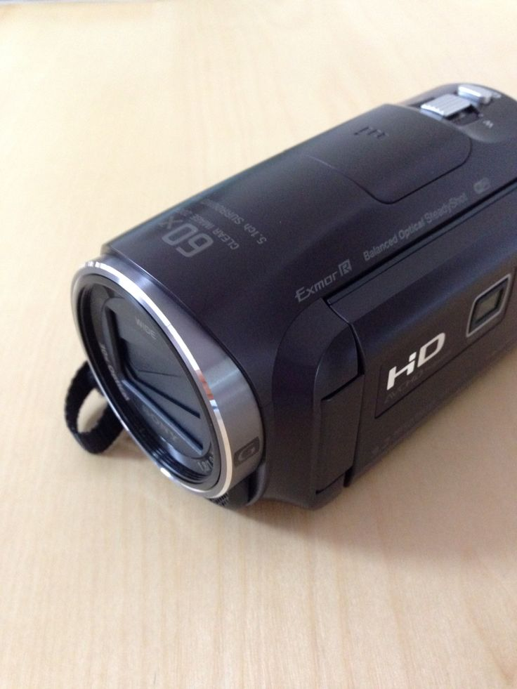 Digital video camera with a projector function  Let's look up the ceiling when we go to sleep.