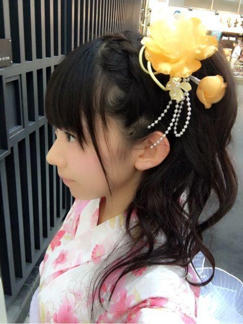 浴衣イズ最高 長澤茉里奈オフィシャルブログ「まりちゅうの日記帳」Powered by Ameba