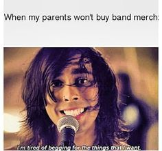 This would be me, except my mom opening asks if I want PTV merchandise! Love ya' Mother!