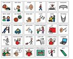 Strategies to Calm – This board includes many activities that can be used as tools in different zones of regulation. These can be put on the colored strips with velcro as a reminder for students.