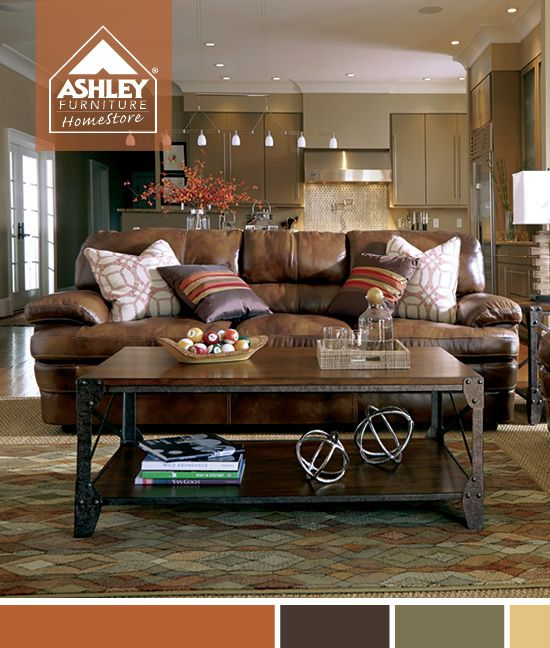Ashley Furniture Distribution Center Concept