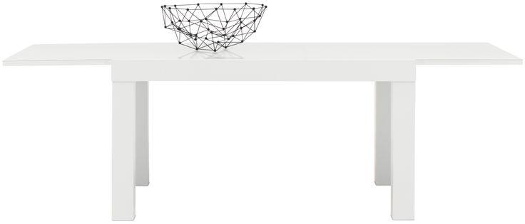 die besten 10 ideen zu esstisch glas ausziehbar auf. Black Bedroom Furniture Sets. Home Design Ideas