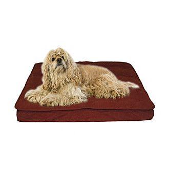 carolina pet company luxury pillow top mattress pad