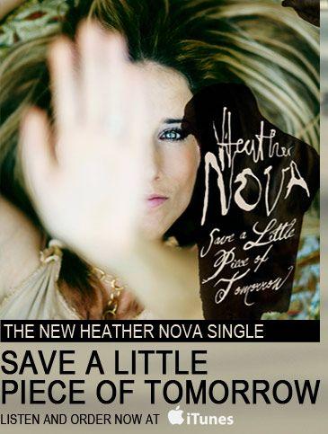 Heather Nova -  The Way It Feels (V2) Release: 1 juni