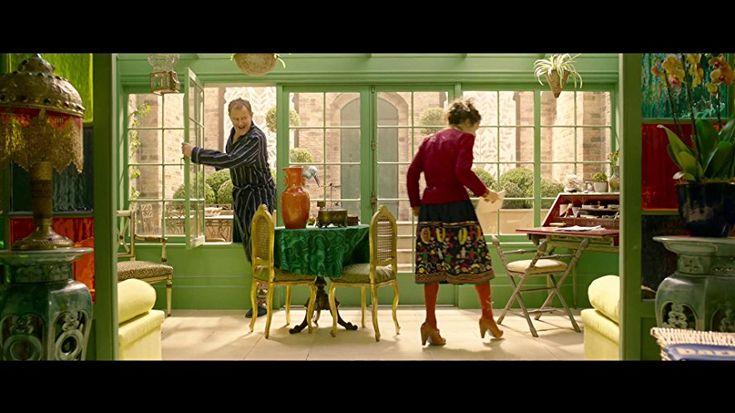 Hugh Bonneville and Sally Hawkins in Paddington 2 (2017)
