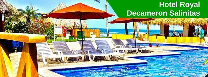 Hotel Royal Decameron Salinitas, Todo Incluido