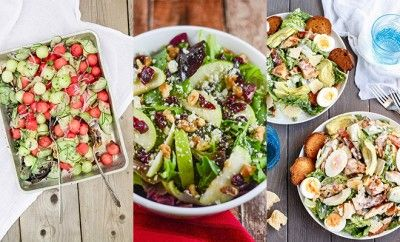 Gezonde salade recepten