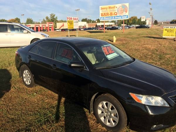 Used  2009 Toyota Camry For Sale - $14,000 At Fort Smith, AR   Contact:  479-461-6810   Car ID: 58026