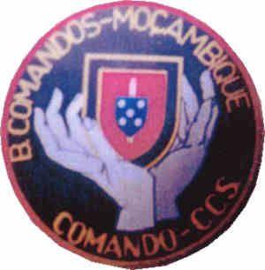 Batalhão de Comandos Comanhia de Comando e Serviços Moçambique